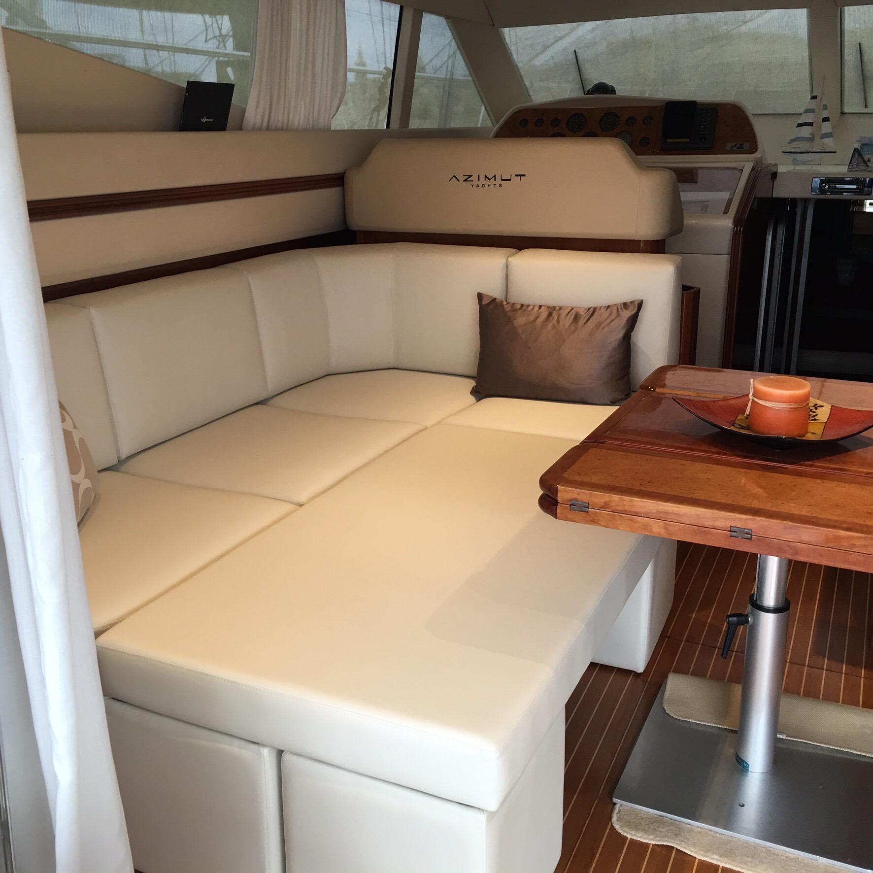 Boat Interiors U0026 Cushions