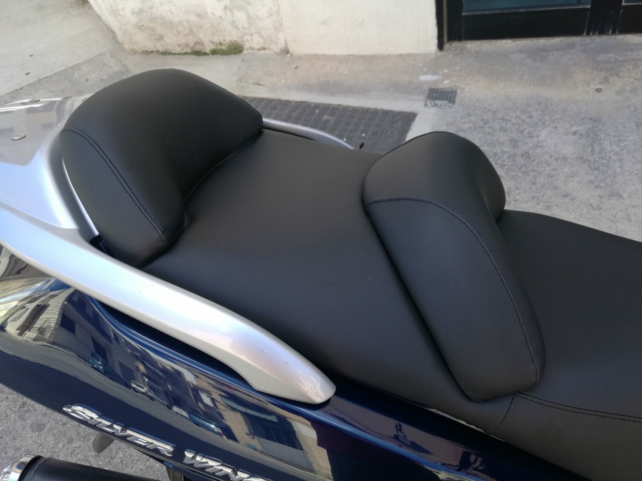 Motorcycle Upholstery