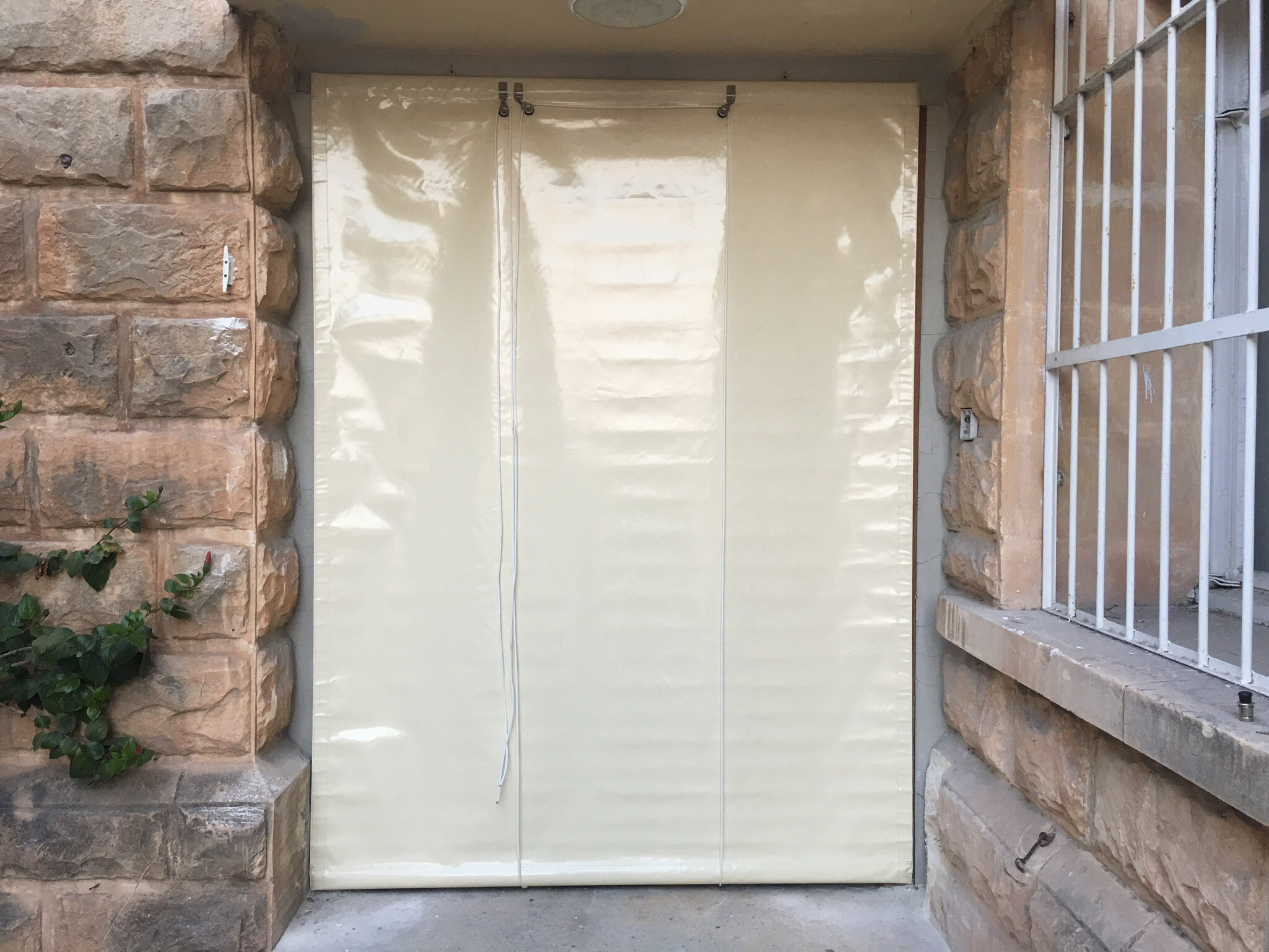 Outdoor PVC Curtains
